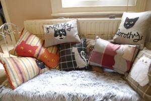 Nicky's cushions 2